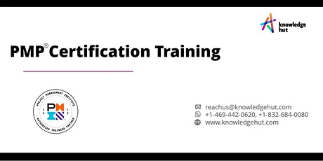 Project Management Professional Certification (PMP®) in Boston tickets