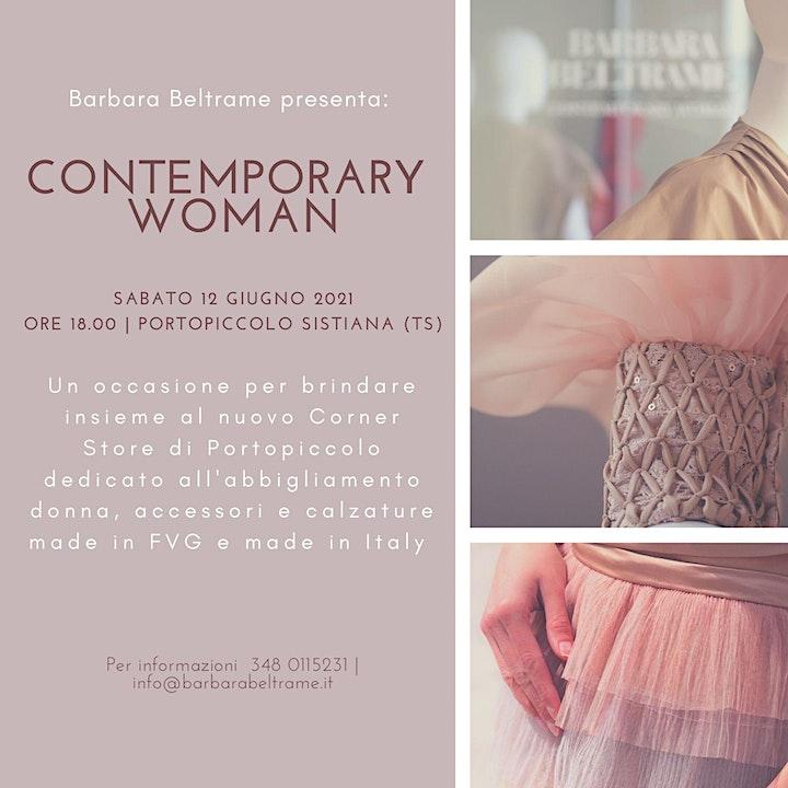 Immagine Presentazione Contemporary Woman Barbara Beltrame a Portopiccolo (TS)