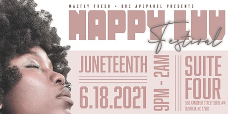 The Nappy Luv Festival tickets