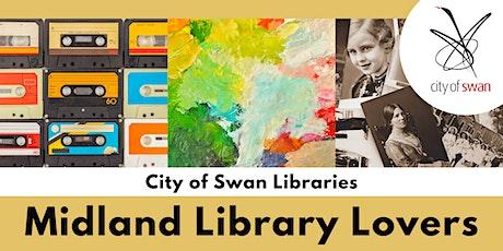 Library Lovers: Aboriginal Australian Art (Midland) tickets