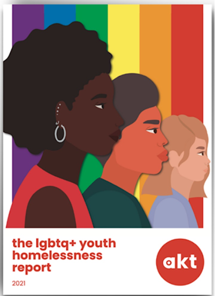 Pride Talk - Youth Homelessness image