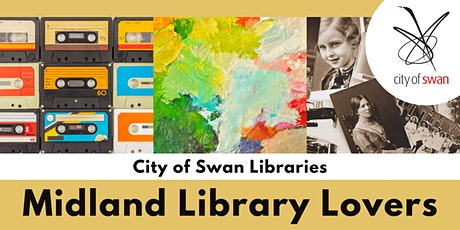 Library Lovers: Good Food, Good Mood (Midland) tickets
