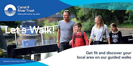 Let's Walk - Braunston Guided Walk tickets