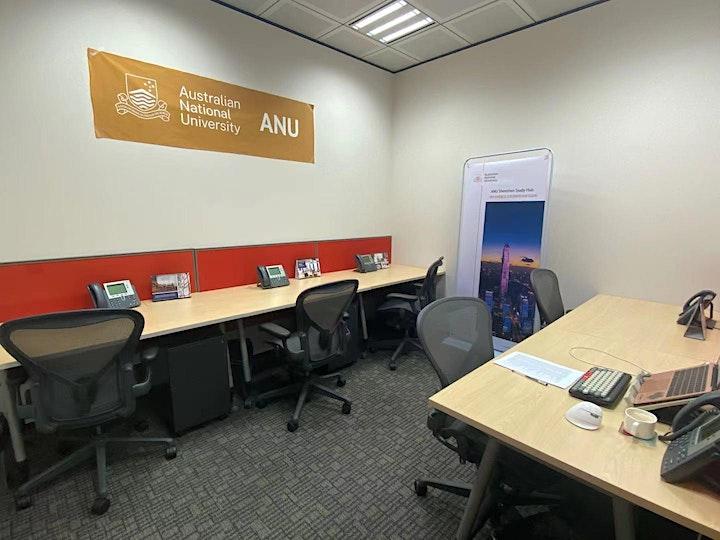 ANU Study Hubs End of Semester BBQ Party  - 京沪蓉深  共同开启烧烤之夜 image