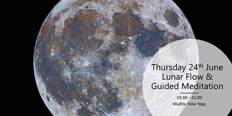 Lunar Flow and Guided Meditation tickets