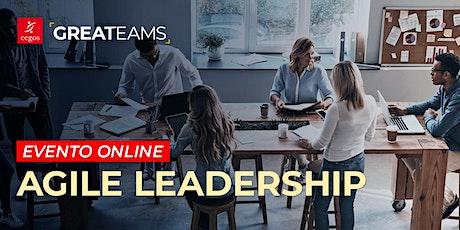 Agile Leadership biglietti