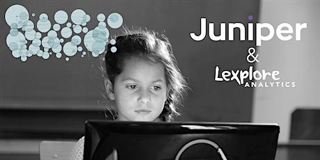 Juniper Education Webinar – Lexplore Reading Assessment Demonstration tickets