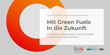 Parlamentarischer Energie-Dialog Mitteldeutschland Tickets