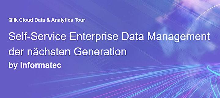 Qlik Cloud Data & Analytics Tour image
