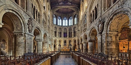Tour and tea: The Priory Church of St Bartholomew the Great tickets