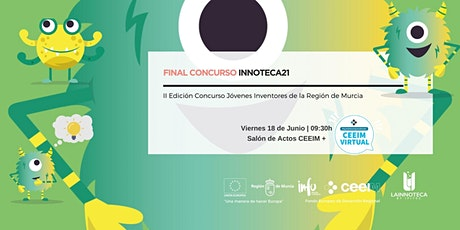 FINAL II EDICIÓN CONCURSO JÓVENES INVENTORES REGIÓN DE MURCIA entradas