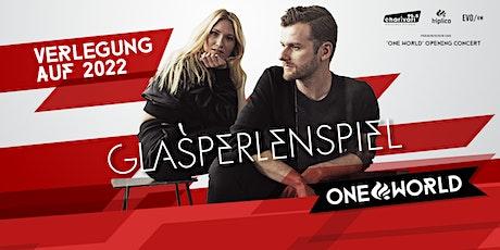 GLASPERLENSPIEL @ One World Opening Concert (Open Air) Tickets