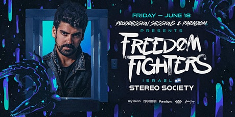 Freedom Fighters (Stereo Society) tickets