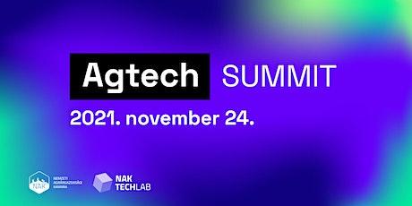 Agtech Summit 2021 tickets