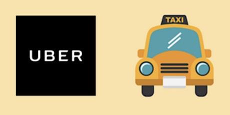 4th of July Free Uber / Lyft Cab Ride Program tickets
