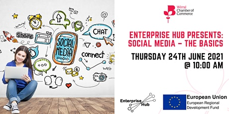 Enterprise Hub Present - Social Media The Basics tickets