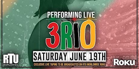GMB 3RIO Live in Phoenix, AZ JUNEteenth Hip Hop Festival tickets