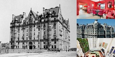 'The Historic Apartments of New York's Upper West Side' Webinar bilhetes