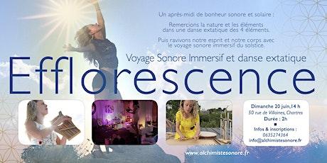 Efflorescence: Voyage Sonore Immersif et Danse Extatique billets