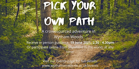 Pick Your Own Path tickets