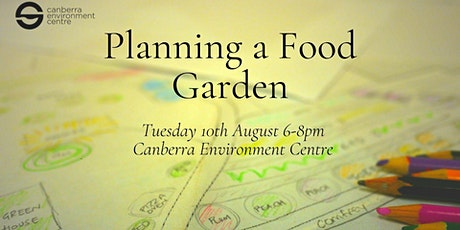 Planning a Food Garden tickets