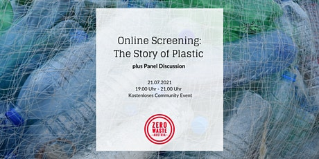 Online Screening: The Story of Plastic tickets