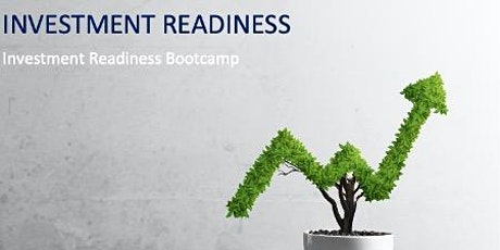 Investment Readiness Bootcamp tickets