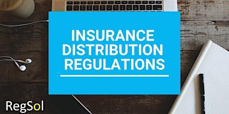 Insurance Distribution Regulation (IDR) tickets