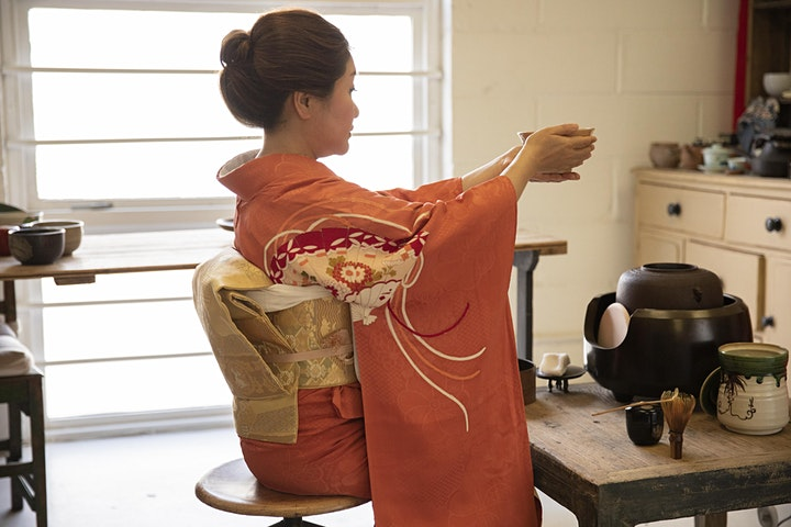 Weekend Culture Experience - Japanese Tea Ceremony Workshop in London image