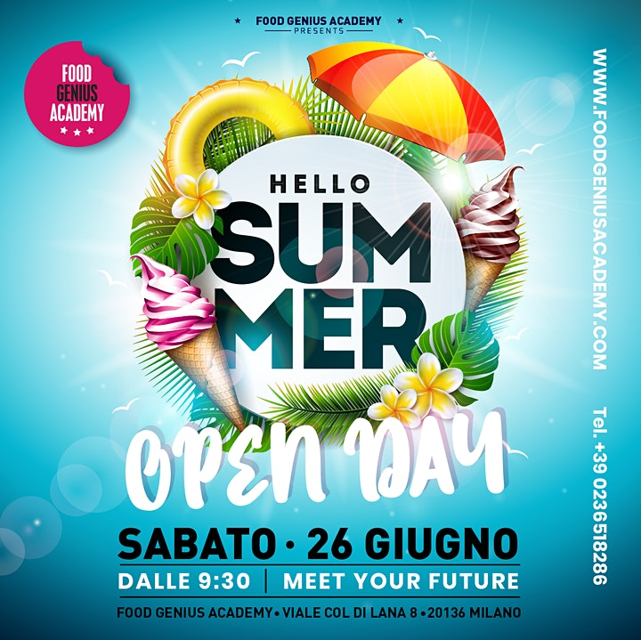 Immagine Hello Summer - Open Day