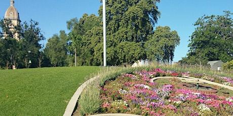 Guided Walk through Brougham Gardens & Palmer Gardens (Parks 28 & 29) tickets