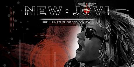 New Jovi, The Ultimate Tribute to Bon Jovi - MET LOUNGE, PETERBOROUGH tickets