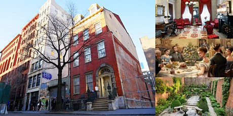 'Merchant's House Museum: Old New York's Best Preserved 1800s Home' Webinar tickets