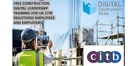 Getting Started with Digital Construction (Digital Champion Day 1) tickets
