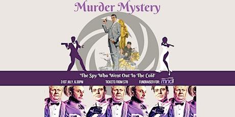 007 Murder Mystery - Charity Fund Raiser tickets