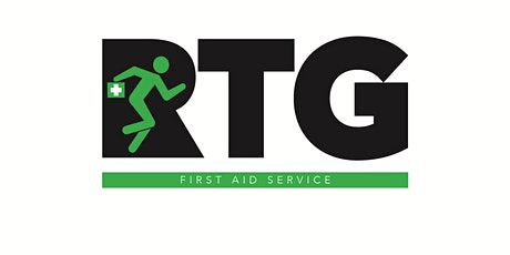 RTG Services - First Aid at Work - 3 days tickets