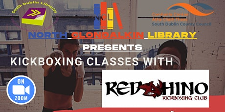 Adult Kickboxing Class for Beginners with Red Rhino Kickboxing Club tickets
