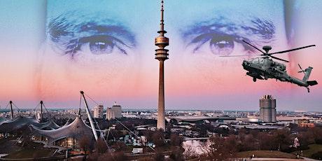 Tatort Olympiapark: 2h Digitale Stadt-Schnitzeljagd (ohne Termin) tickets