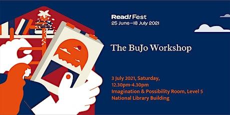 The BuJo Workshop | Read! Fest tickets