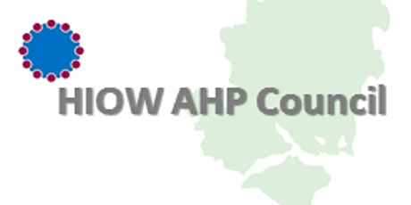 HIOW AHP Practice Educators Network tickets