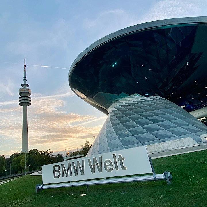 Tatort Olympiapark: 2h Digitale Stadt-Schnitzeljagd (6 Pers. & ohne Termin): Bild