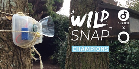 WildSnap Workshops: build a nature camera tickets
