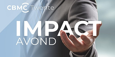 Impact avond CBMC | 15 juni 2021 | Twente tickets