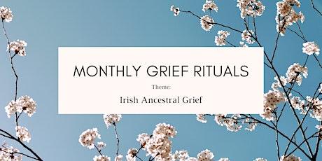 Grief Rituals on Irish Ancestral Grief tickets
