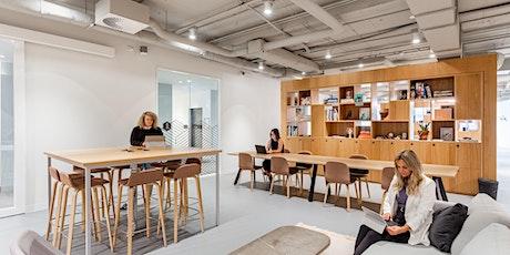 Flexible Workspace in Emerging Markets - IWG's Franchise  Opportunity biglietti
