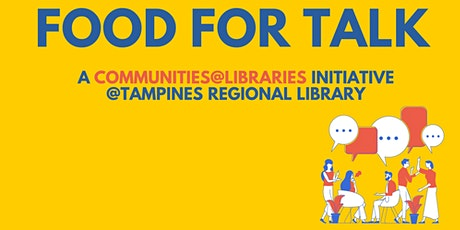 Food for Talk   Communities@Libraries tickets