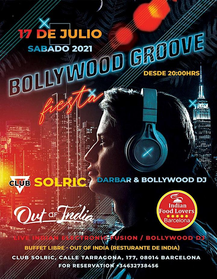 Bollywood Groove Fiesta image