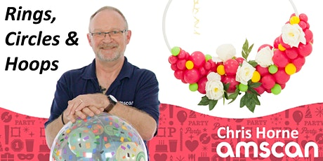 Rings, Circles and Hoops with Chris Horne tickets