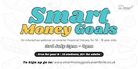 Smart Money Goals tickets