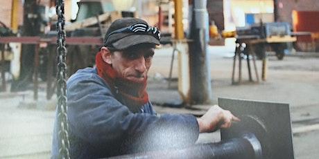 Finissage de l'exposition Paysages de travail dans la vallée de l'Escaut billets
